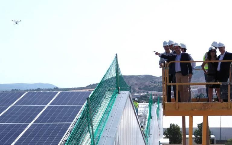 Energia renovable valencia